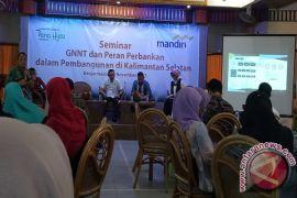 Bank Mandiri-Pena Hijau Gelar Seminar Perbankan