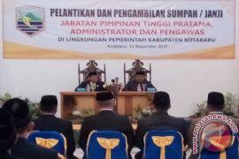 Legislatif Apresiasi Perombakan Pejabat Pratama