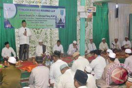 Bupati HSS Ajak Jemaah Menuntut Ilmu Agama