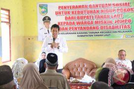 Pemkab Gelar Kegiatan Sosial di Kecamatan Kintap
