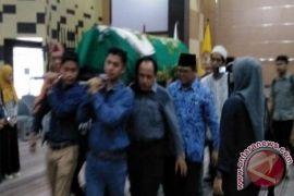 ULM Gelar Pelepasan Jenazah Hakim Agung Abdurrahman