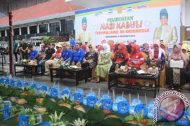 Banjarbaru makes longest kabuli rice record
