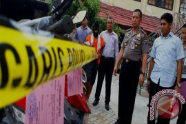 Polisi Tembak Residivis Spesialis Pencurian Kendaraan Bermotor