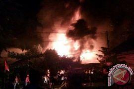 Satu Orang Meninggal Akibat Kebakaran  Di Jambu Hilir