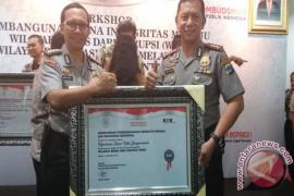 Polresta Banjarmasin Satuan Kerja Berpredikat Bebas Korupsi