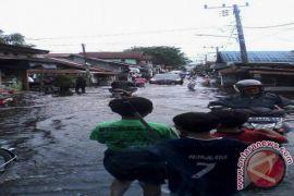 Dua Kecamatan Banjarmasin Terdampak Luas Genangan