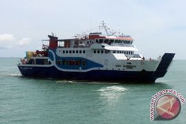 Ferry for Pulaulaut to Mainland Kalimantan in 2018