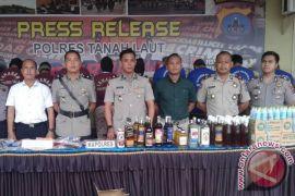 Operasi Sikat Intan Ungkap 144 Kasus Kriminal