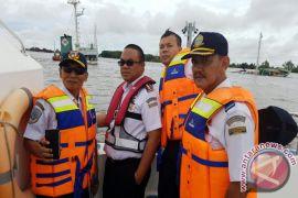 KSOP Banjarmasin Hentikan Pelayaran Semua Kapal
