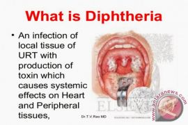 S Kalimantan on Alert, Six Diphtheria Suspects Found