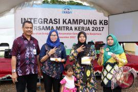 Integrasi Kampung KB Bersama Mitra Kerja