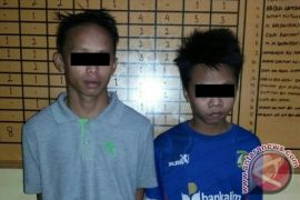 Because of Honeycomb, Two Teenagers Arrested
