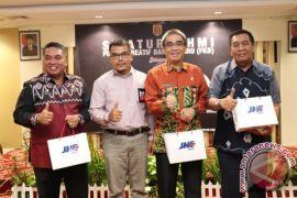 Silaturahmi Dengan  Forum Kreatif Banjarbaru