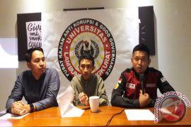 ULM Gaungkan Gerak Aksi Berantas Korupsi