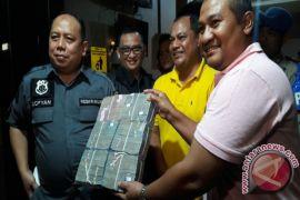Sisa Uang Rampokan Berhasil Ditemukan Rp 360.000.000