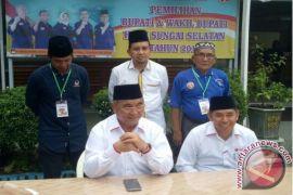 H Achmad Fikry-Syamsuri Arsyad Diusung Enam Partai Politik