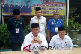 Bakal Cabup H Achmad Fikry Ajukan Cuti