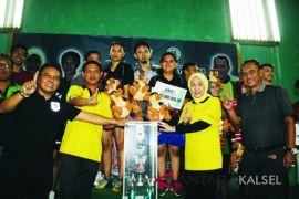 Turnamen Tenis Meja Bupati Cup IV