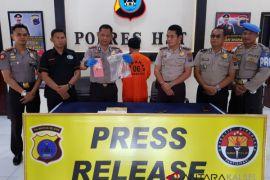 Polres HST Gagalkan Transaksi Narkoba di Stadion Murakata