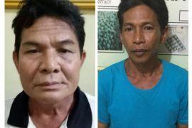Polisi Tangkap Dua Pengedar Zenit Saat Bertransaksi