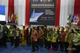 Presiden: Rektor Harus Bekerja Lebih Keras Lagi