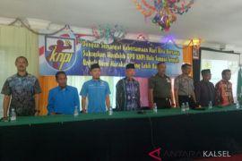 Musdalub KNPI HST Terlaksana Secara Demokratis