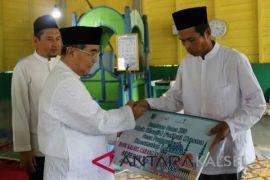 Dana ZIS Bank Kalsel Syariah Kandangan Diserahkan