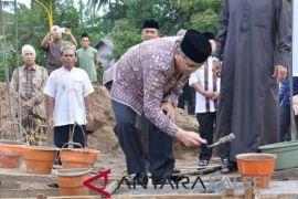 Bupati HSS Resmikan Rehab Total Mesjid Al Falah