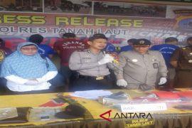 Dua Bulan Polres Tala Tangani 17 Kasus Narkoba