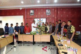 Kunjungan Kerja DPRD Balangan