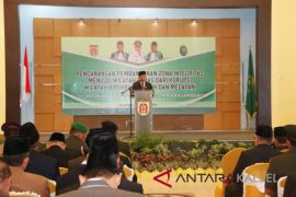 PA Banjarbaru Canangkan Zona Integritas Bebas Korupsi