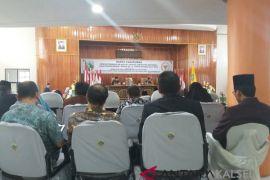 DPRD Kotabaru Evaluasi Pelaksanaan Program 2017