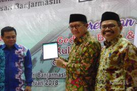 Menag Luncurkan Al-quran Digital Terjemahan Bahasa Banjar