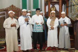 Wakil Wali Kota Banjarbaru Hadiri Sholat Gerhana Bulan