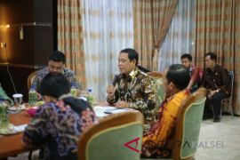 Gubernur Minta Koordinasi Antisipasi Konflik Pilkada Ditingkatkan
