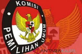 KPU HSS Rapat Pleno Pengambilan Nomor Urut