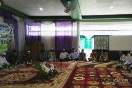 Bupati Latif Minta Maaf Kepada Ulama Se-HST