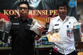 Kurir Ambil Setengah Kilogram Sabu-Sabu Ke Malaysia