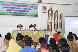 144 Orang Kaur Desa HSS Dibimbing Pengelolaan Aset