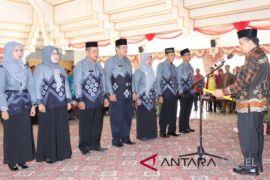Tujuh  Orang Anggota Dewan Pendidikan HSS Dilantik