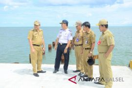 Pjs Bupati Tanah Laut Tinjau Pelabuhan Swarangan