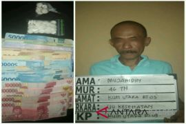 Polsekta Banjarmasin Utara Ciduk Pengedar Zenith Bertransaksi