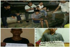 Polsekta Banjarmasin Timur Tangkap Pelaku Pengeroyokan Remaja