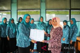 Desa Danda Jaya Wakili Batola Lomba UP2K