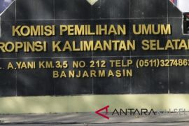 34 Calon Komisioner KPU HST Lulus Administrasi