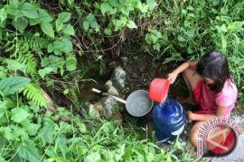 Warga Pinggiran Utara Banjarmasin Kesulitan Air Bersih