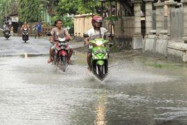Satlantas Banjar Cegah Kemacetan Akibat Banjir