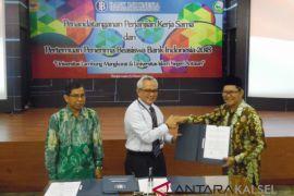 100 Mahasiswa Kalsel Mendapatkan Beasiswa Bank Indonesia