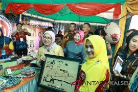 Dekranasda Kotabaru ikuti pameran Kriyanusa Jakarta