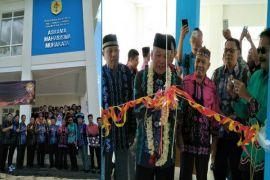 Asrama Mahasiswa Murakata Berlantai Tiga